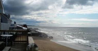 Misquamicut State Beach, Misquamicut, Westerly, Stany Zjednoczone