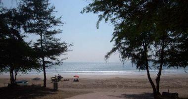 Ghogla Beach, Diu, Indie