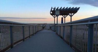 Ponquogue Beach, Hampton Bays, Stany Zjednoczone