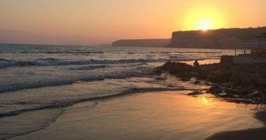 Kourion Beach, Limassol, Cypr