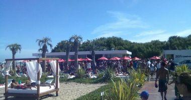 Arena Beach, Mar del Plata, Argentyna