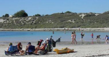 Coral Bay Beach, Coral Bay, Australia