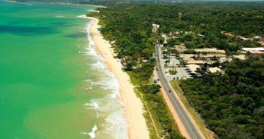 Mundai Beach, Porto Seguro, Brazylia