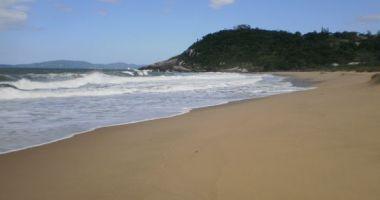 Estaleiro Beach, Balneario Camboriu, Brazylia