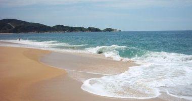 Taquaras Beach, Balneario Camboriu, Brazylia