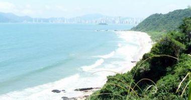 Buraco Beach, Balneario Camboriu, Brazylia