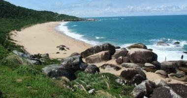 Taquarinhas Beach, Balneario Camboriu, Brazylia
