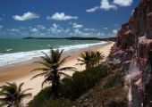 Tibau do Sul (State of Rio Grande do Norte), Brazylia