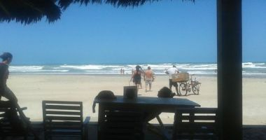 Atalaia Beach, Parnaiba, Brazylia