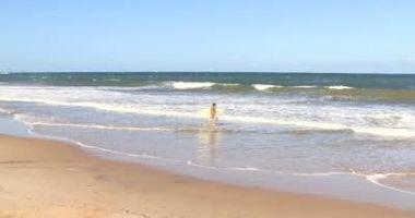 Artistas beach, Aracaju, Brazylia